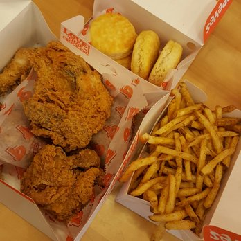 Popeyes Louisiana Kitchen Food popeyes louisiana kitchen - 77 photos & 44 reviews - fast food