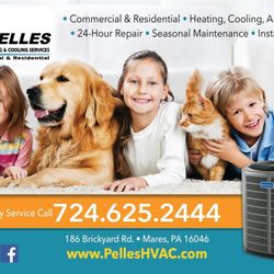 Pelles Heating Cooling Services