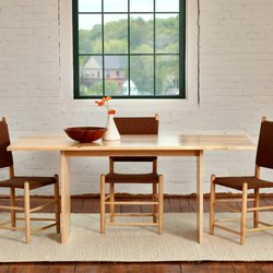 Photo Of Chilton Furniture   Scarborough, ME, United States. Scandinavian  Inspired Hygge Table