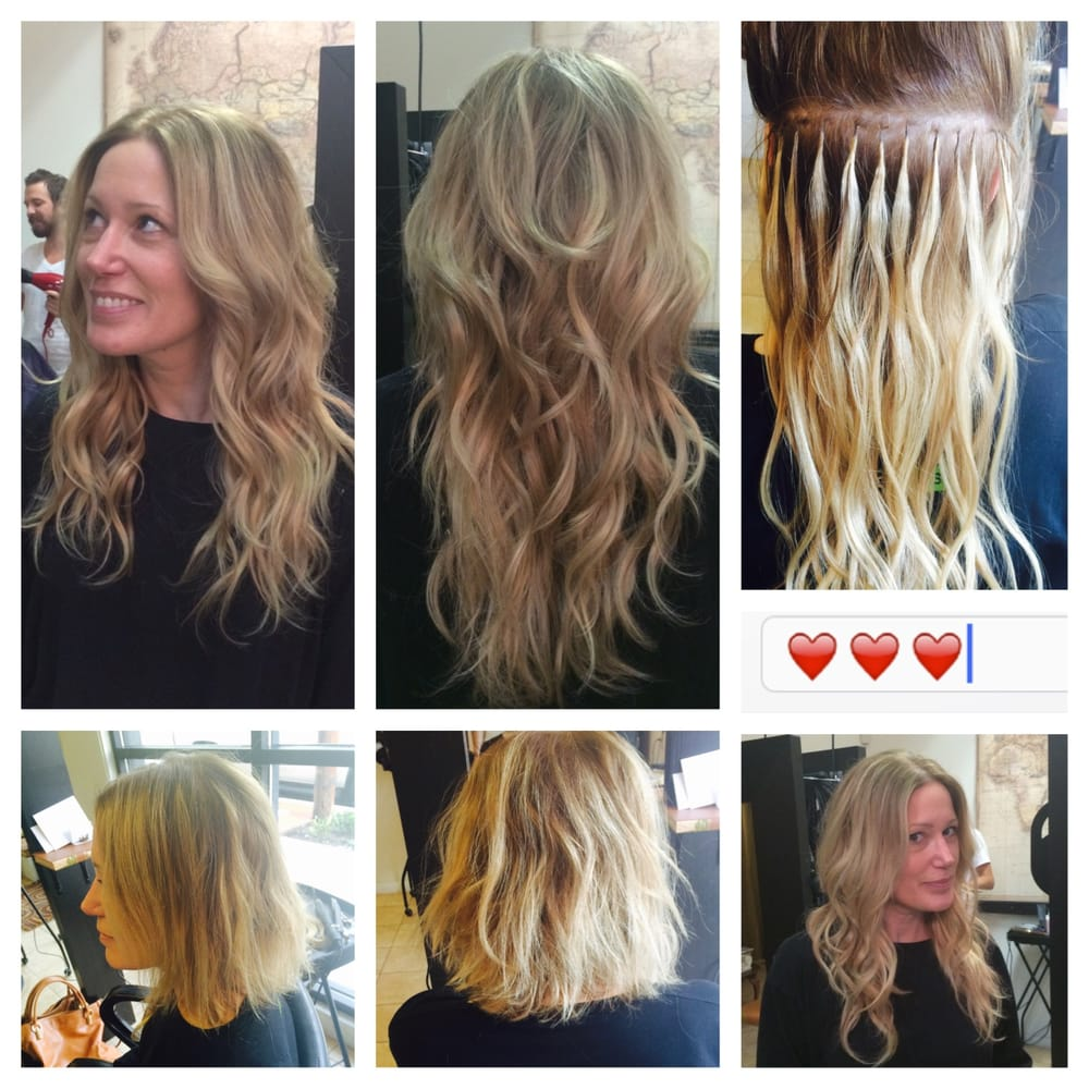 Amazing Hair Transformation By Karmen And Audie Hair Extensions