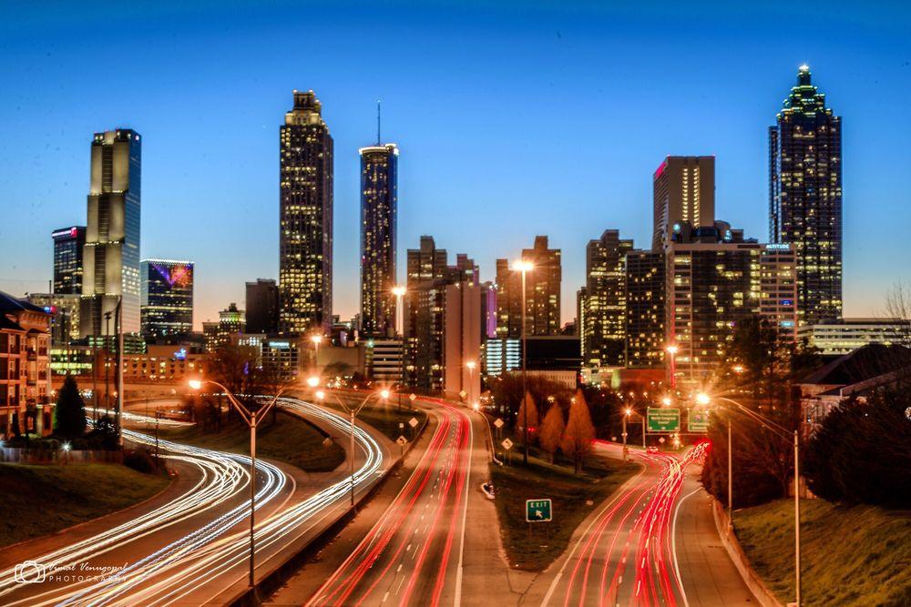 Jackson Street Bridge: 170 Jackson St NE, Atlanta, GA