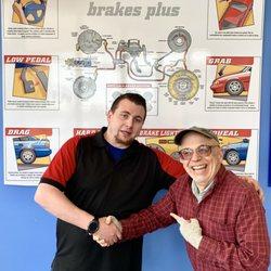 Brakes Plus Near Me >> Brakes Plus 12 Photos 83 Reviews Auto Repair 4750 Leetsdale