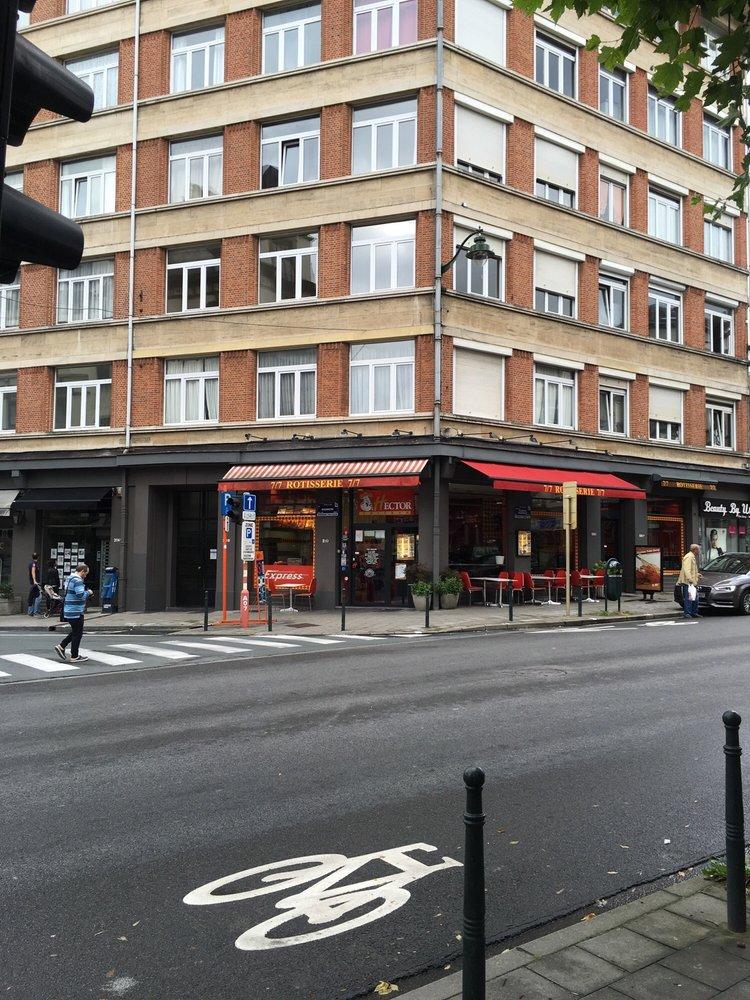 Hector chicken fast food chauss e de waterloo 580 - Garage chaussee de bruxelles dampremy ...