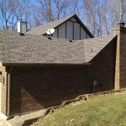 Photo Of Cincinnati Roofing   Cincinnati, OH, United States. Re Roof  Completed
