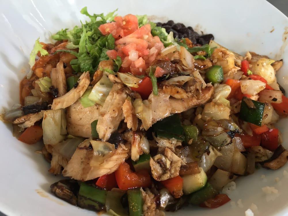Banzai bowl yelp for Wahoo fish taco