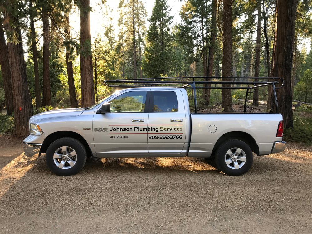 Johnson Plumbing Services: Arnold, CA