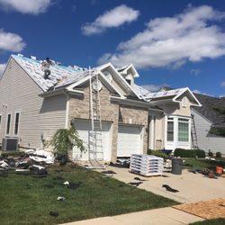 Photo Of Magic Roofing Siding Ewing Township Nj United States