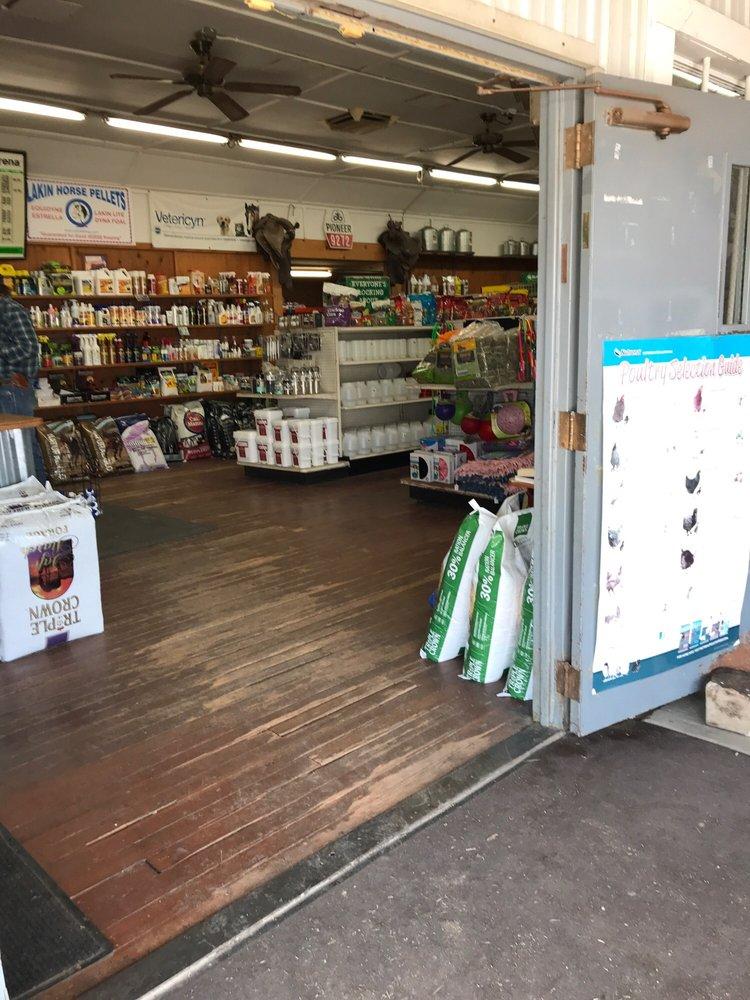 Higley Feed: 3091 E Williams Field Rd, Gilbert, AZ