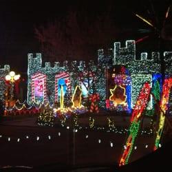 Photo Of Christmas Tree Lane   Fresno, CA, United States. Most Amazing Xmas