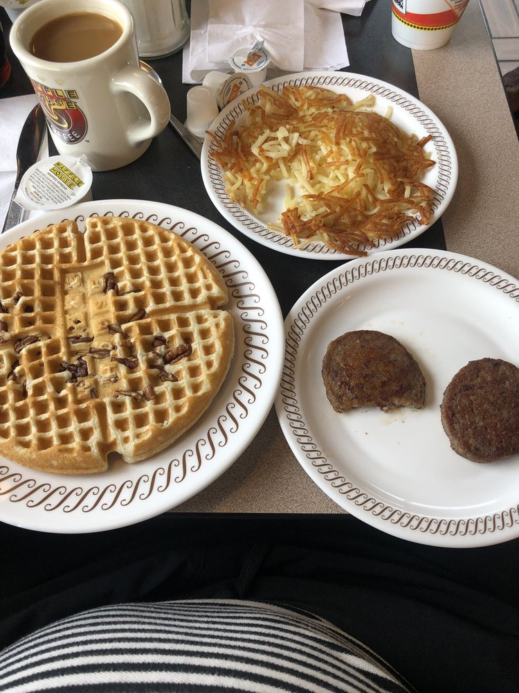 Waffle House: 5021 Hwy 493, Meridian, MS