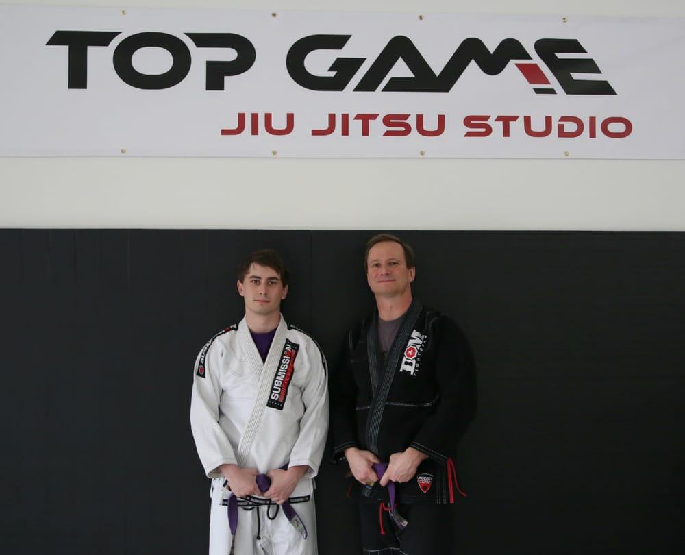 Top GameJiu Jitsu Studio: 1402 N Corinth St, Corinth, TX