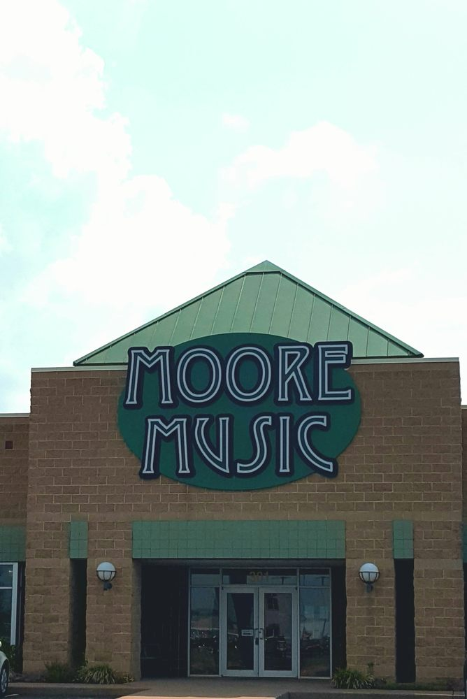 Moore Music: 301 N Royal Ave, Evansville, IN