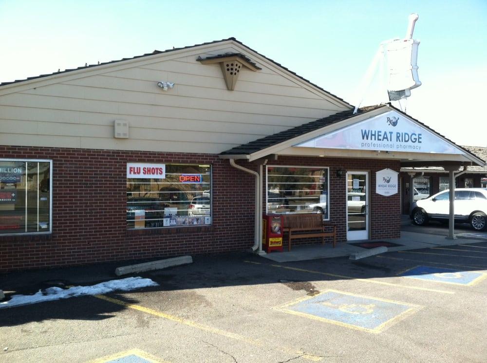 Wheat Ridge Professional Pharmacy: 6650 W 38th Ave, Wheat Ridge, CO
