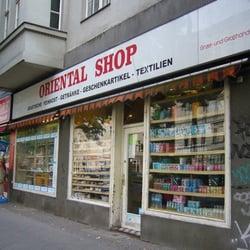 Oriental Shop Grocery Karl Marx Str 12 Neukolln Berlin