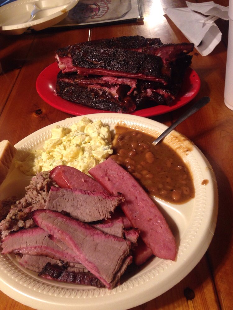 Bad Brad's Bar-B-Q: 1215 W Main St, Pawhuska, OK