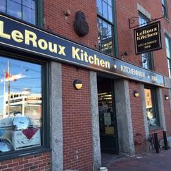 Photo Of Leroux Kitchen Portland Me United States