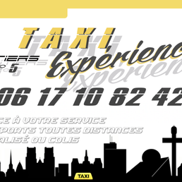 Photo Of Taxi Experience Poitiers