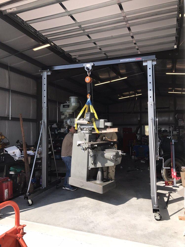 Harbor Freight Gantry Crane >> Harbor Freight Tools Hardware Stores 250 Balsam St Ridgecrest