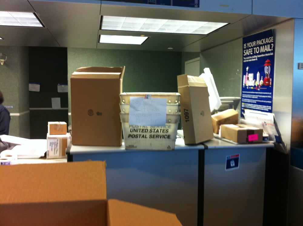 Photo Of Us Post Office San Francisco Ca United States Cubicle Made