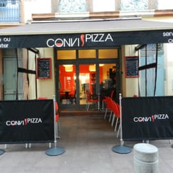 convi pizza italienisches restaurant carmes toulouse frankreich beitr ge fotos yelp. Black Bedroom Furniture Sets. Home Design Ideas