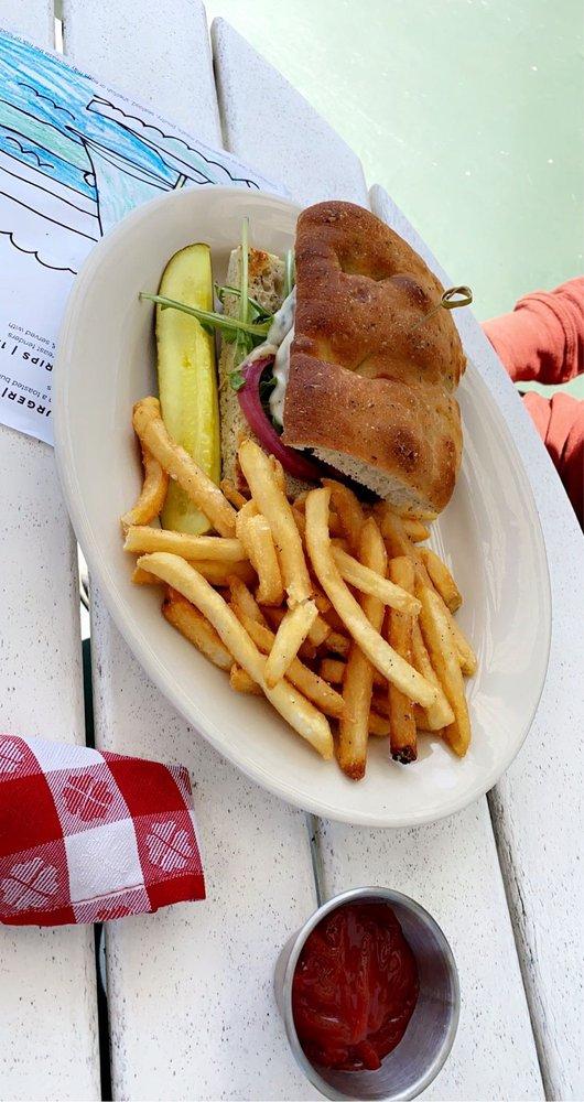 Round Island Bar & Grill: 6633 Main St, Mackinac Island, MI