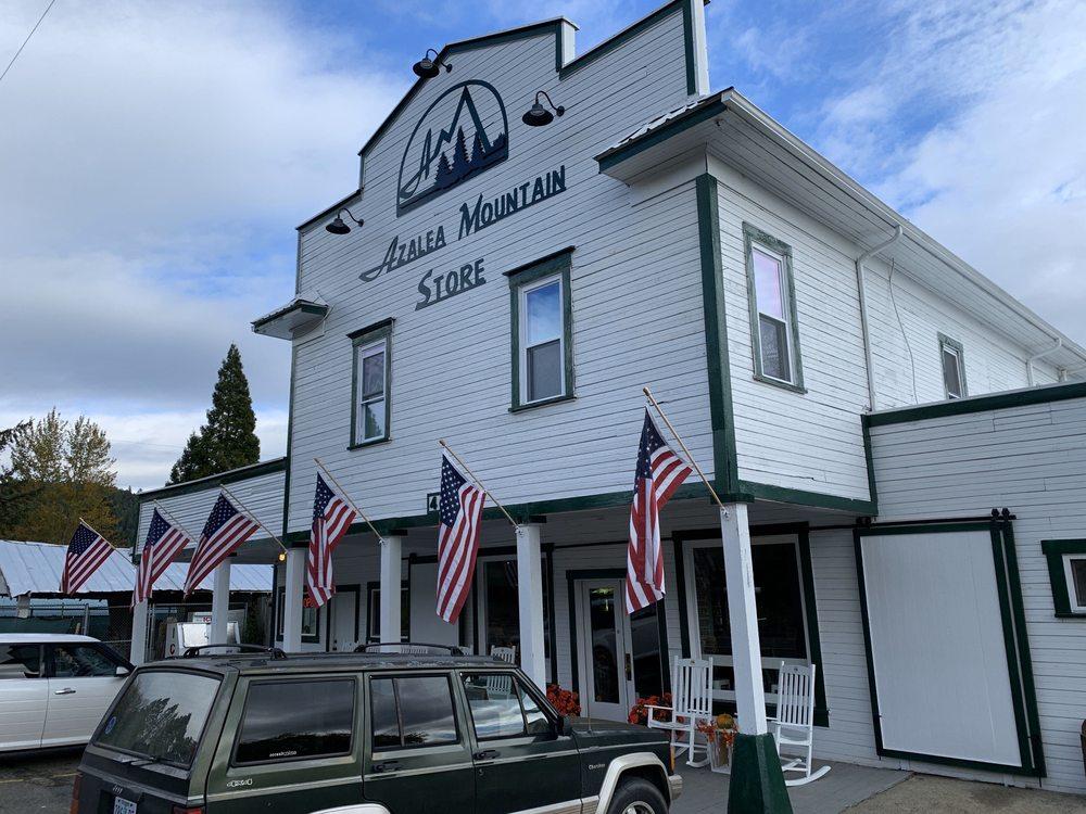 Azalea Mountain Store: 462 Azalea Glen Rd, Azalea, OR