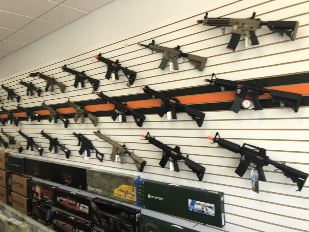 Airsoft Station: 210 Penny Ave, East Dundee, IL