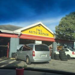 T L Auto Repair Auto Repair S State Road Davie FL - T and l auto