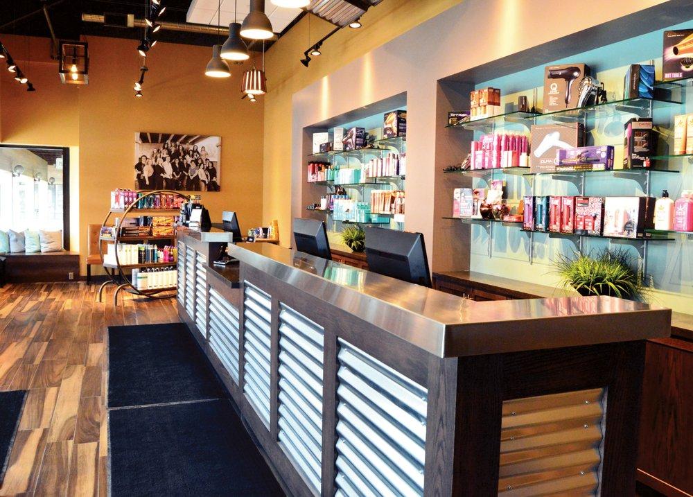 Xalon Salon: 2934 West Division St, Saint Cloud, MN