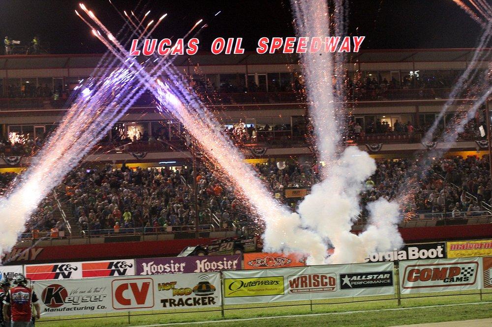 Lucas Oil Speedway: 700 E Hwy 54, Wheatland, MO