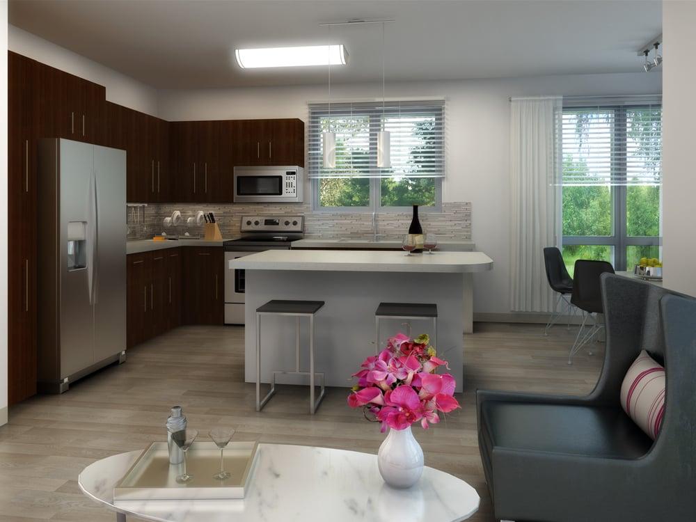 Solana Cherry Creek Luxury Apartments