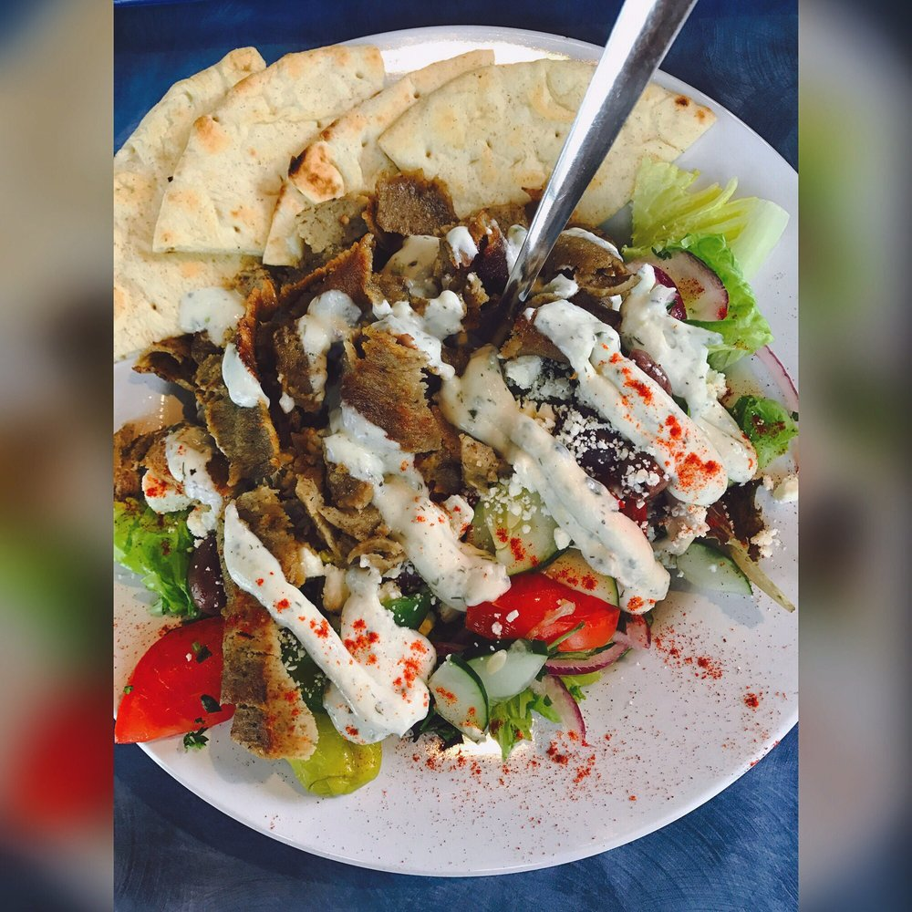 Paizi's Gyros: 4900 Rogers Ave, Fort Smith, AR