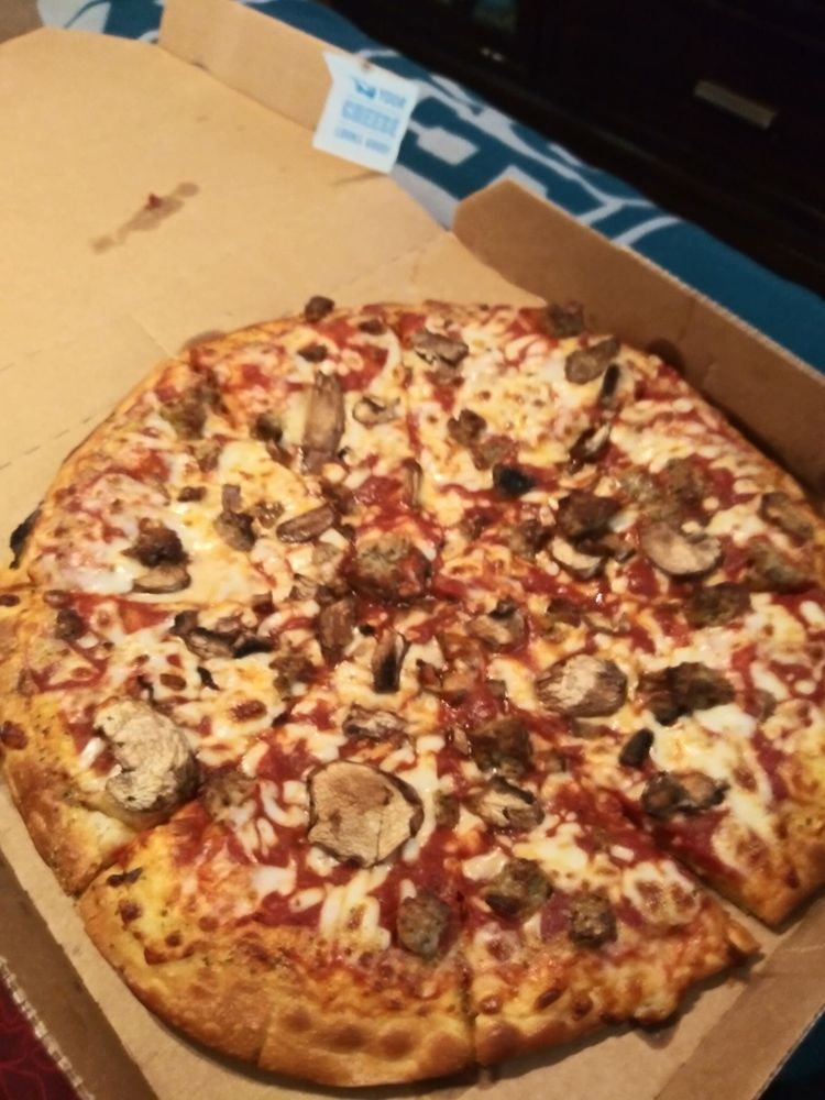 Domino's Pizza: 2616 Airline Blvd, Portsmouth, VA