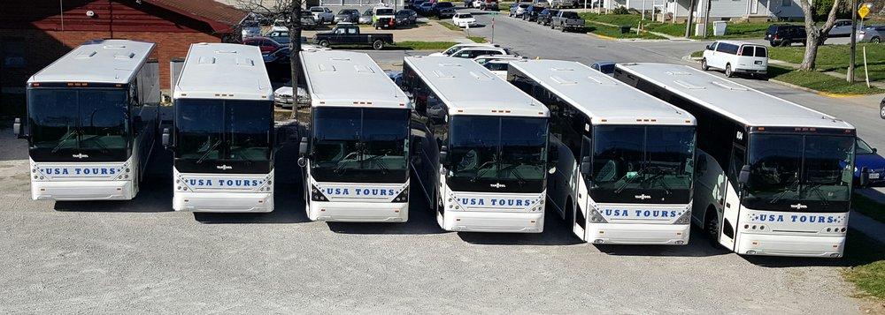 USA Tours: 104 E 11th St, Rolla, MO