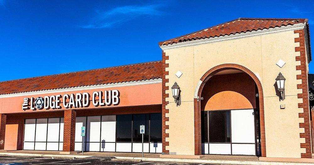 The Lodge Card Club