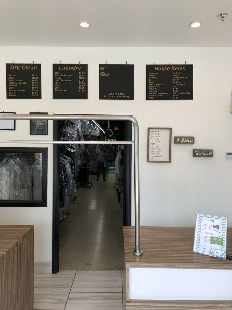 Meranu Cleaners: 12804 Olive Blvd, Creve Coeur, MO