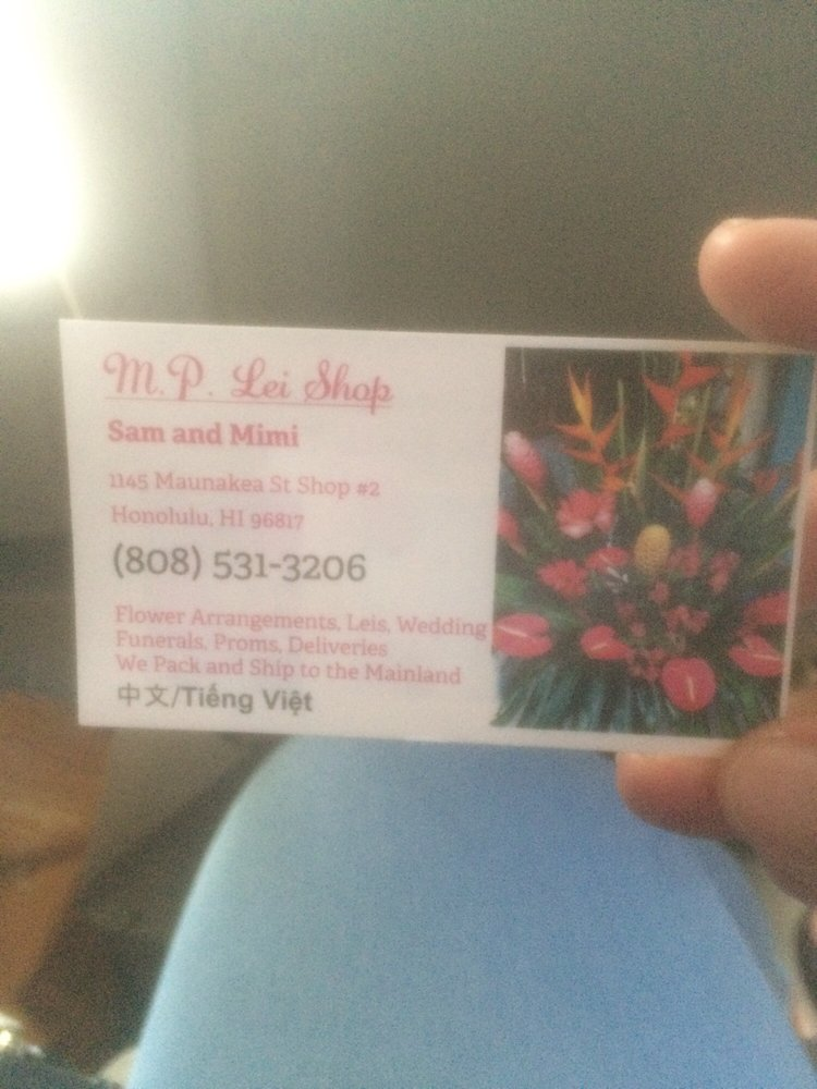 Here is Sam business card and contact information... - Yelp