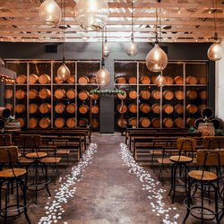 Photo Of Bluxome Street Winery San Francisco Ca United States Setup For