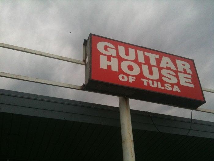 Guitar House of Tulsa