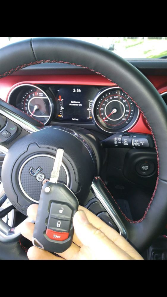 2018 Jeep Wrangler Key Fob Cut And Programmed Yelp