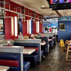 Photo Of Fritz S Railroad Restaurant Shawnee Ks United States Dining Room