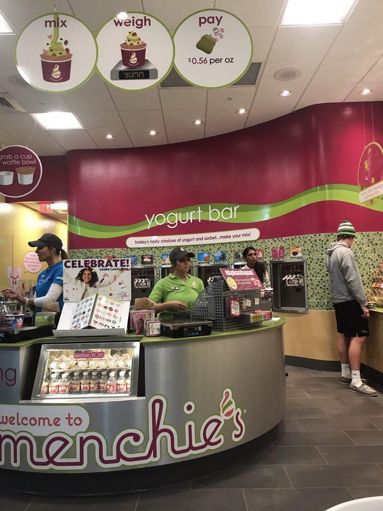 Menchies Frozen Yogurt: 2543 172nd St Ne, Marysville, WA