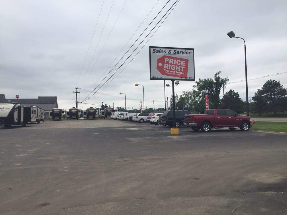 Price Right Auto and RV: 12909 Old US Hwy 27, Dewitt, MI
