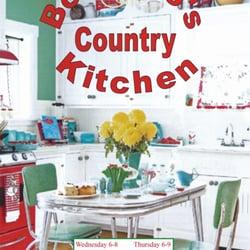 Bobby Jo S Country Kitchen Menu