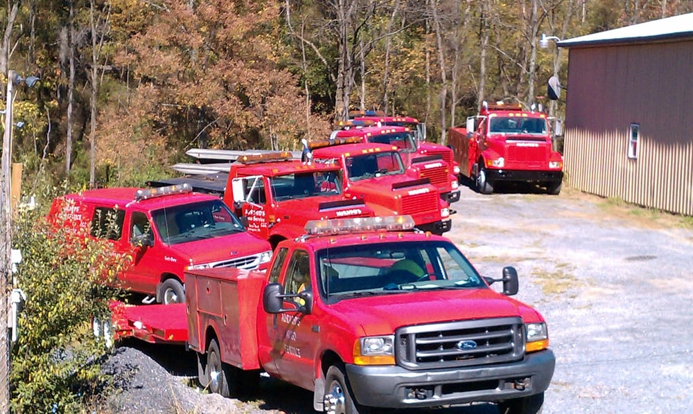 Towing business in Coal, PA