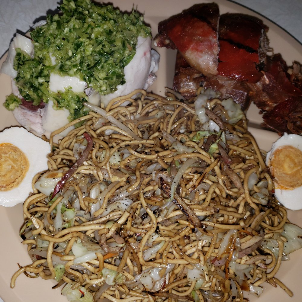 Food from Laie Chop Suey