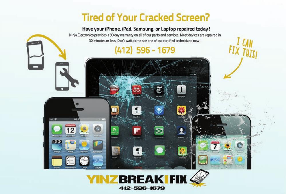Yinz Break I Fix