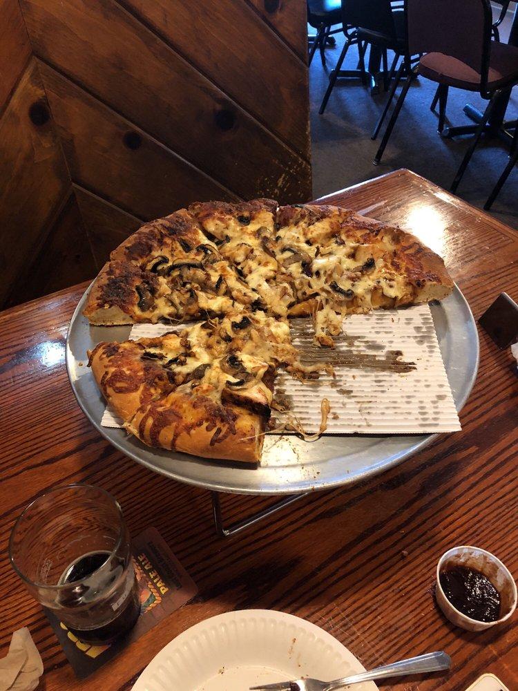 Firehouse Pizza Restaurant