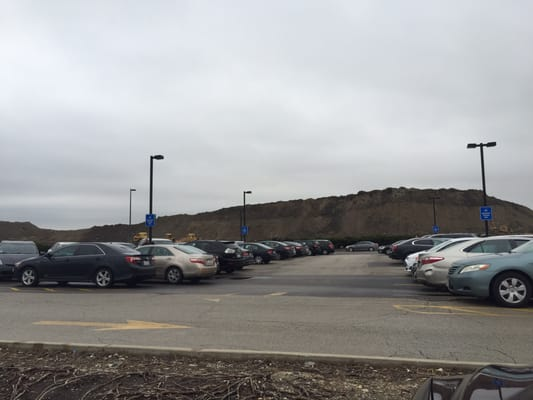 O Hare International Cell Phone Lot Chicago Il Parking