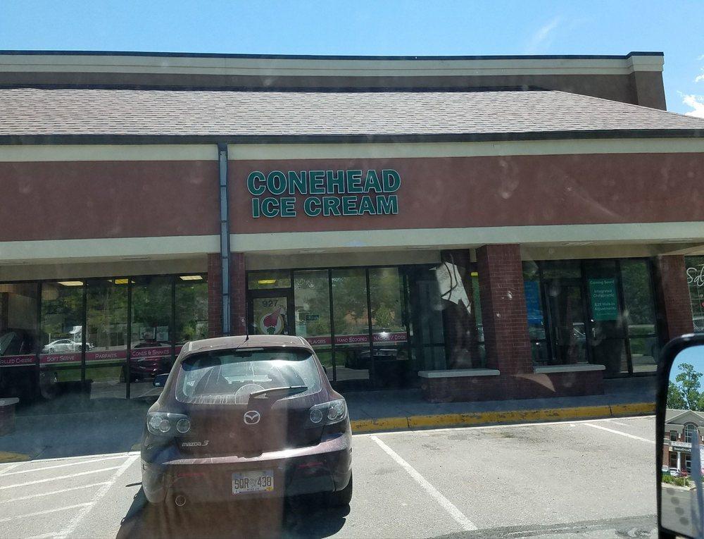 Conehead Ice Cream: 927 Mountain Ave, Berthoud, CO